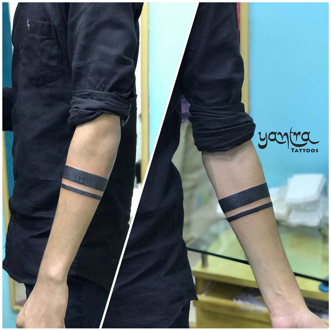 black band tattoo yantra tattoos chennai